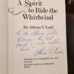 Spirit to ride the Whirlwind