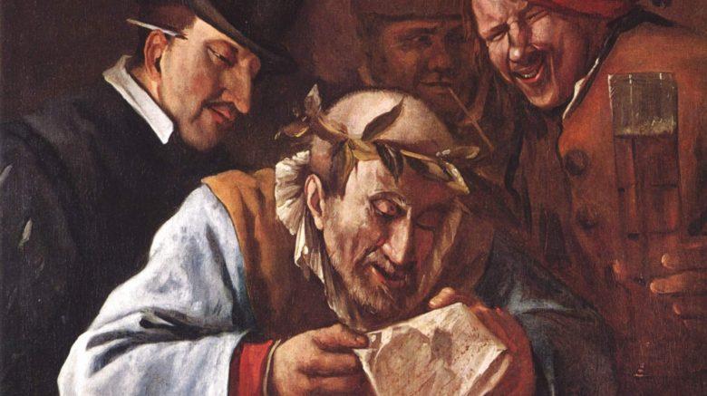 "Jan Steen ""The Orator"""