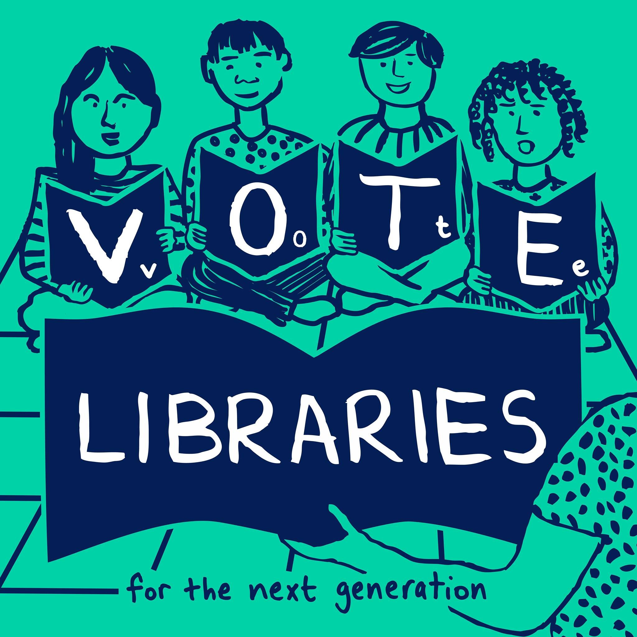 Library Vote - May 16