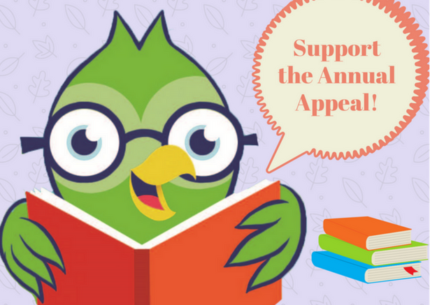 Support the Annual Appeal