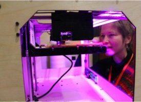 Library 3D Printer at SXSW