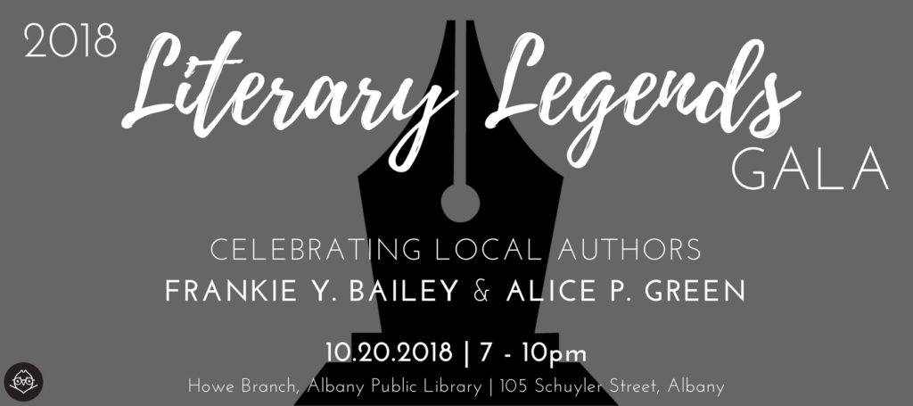 Literary Legends Invitation - Cover Panel