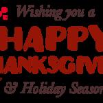 Happy Thankgsiving